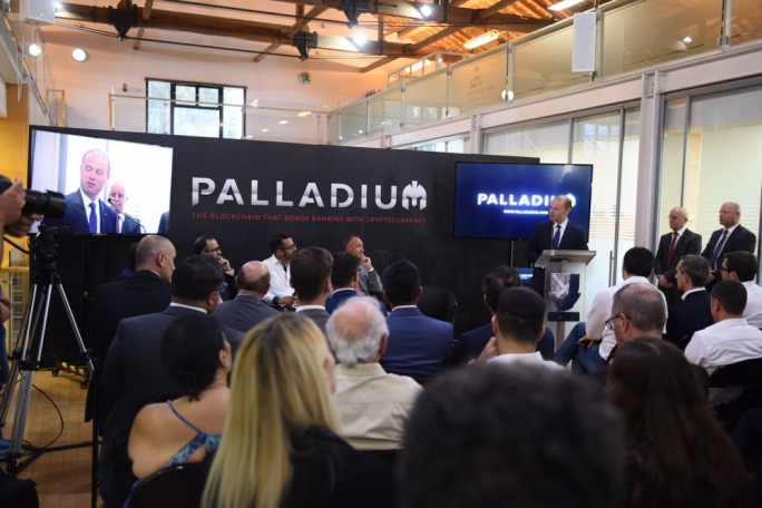 Joseph Muscat said that such blockchain technology is set to form a new economic niche in Malta