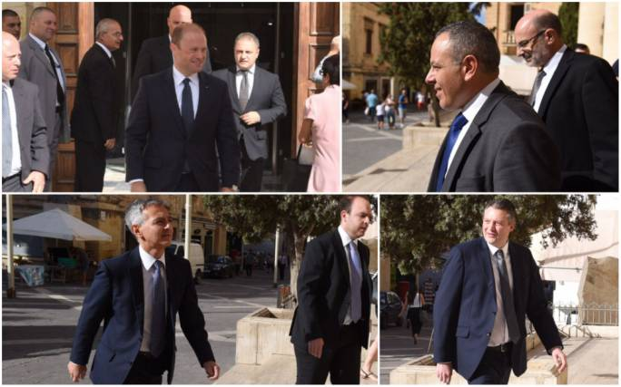 Busuttil files Constitutional Court application over Panama Papers appeal