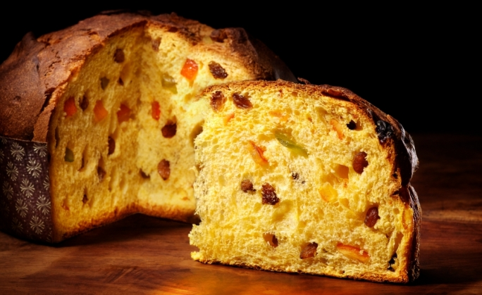 Panettone politics by Palumbo