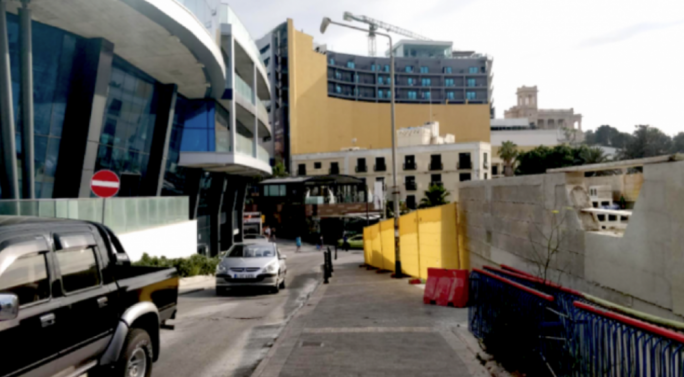 Planning Authority refuses restaurant permit to rise five metres above St George's Bay promenade