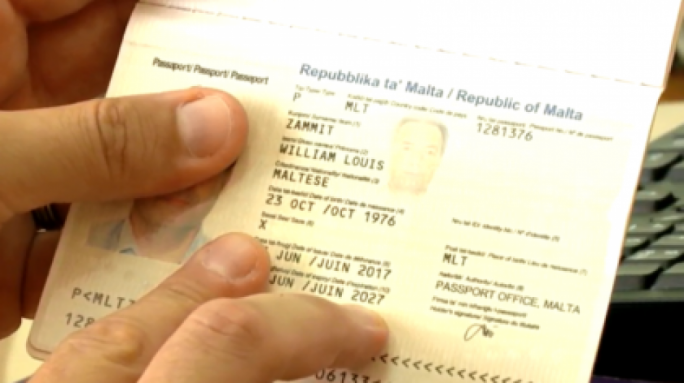 Maltese passport gets 'X' gender identity marker