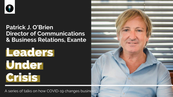 COVID-19 has strengthened human relations in business – Patrick J. O'Brien, Exante