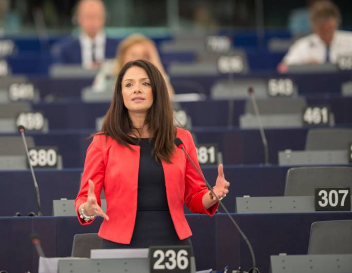 Maltese Labour MEP Miriam Dalli championed the call for a phase out of glyphosate