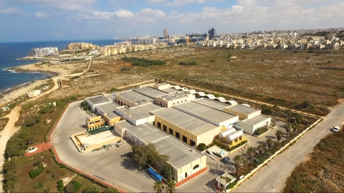Tunnel from Pembroke reverse osmosis to Ta' Qali reservoir will secure water supply