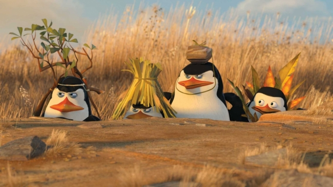 The franchise that keeps on giving: This Madagascar spinoff is bound for box-office success