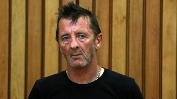 ACDC drummer Phil Rudd has been sentenced to eight months house detention