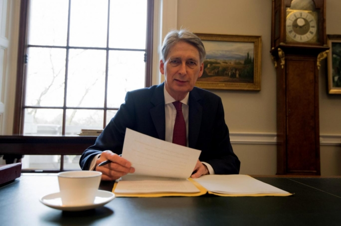 Philip Hammond readies budget plan in the shadow of Brexit