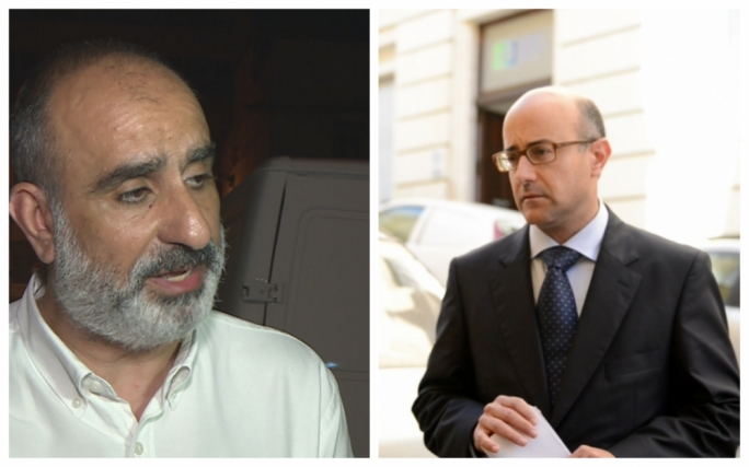 Former media chief draws first blood: 'Jason Azzopardi must control himself on social media'