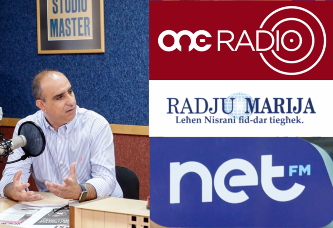 PN radio rebranding fails to inspire as station is eclipsed by Radju Marija in audience ratings