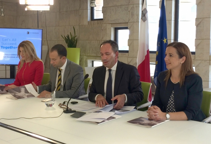 Deputy PN leader Mario de Marco said that the document identified a number of major stumbling blocks that need to be overcome to ensure sustainable growth