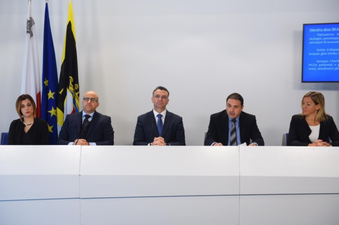 The PN has unveiled a first batch of proposals targeting the environment. (Photo: James Bianchi/MediaToday)