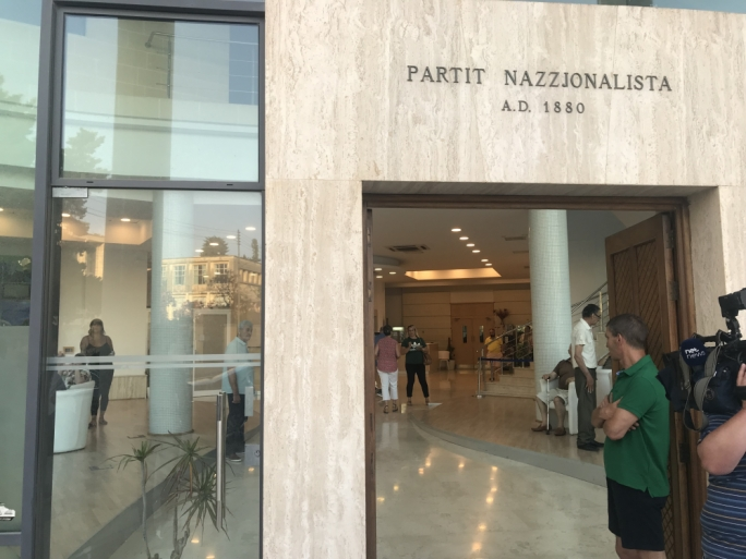 [WATCH] Update 3 | Adrian Delia remains at the helm after PN parliamentary group meeting