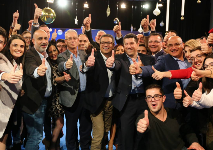 Thumbs up as PN collects €670, 632