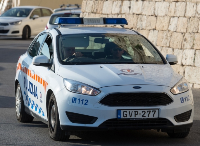 Driver arrested for hit-and-run in Luqa