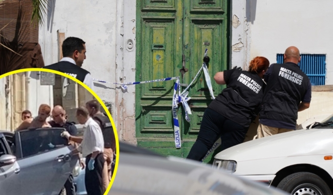 [WATCH] Police arrest 'prime suspect' in Sliema double murder, case considered to be theft-related