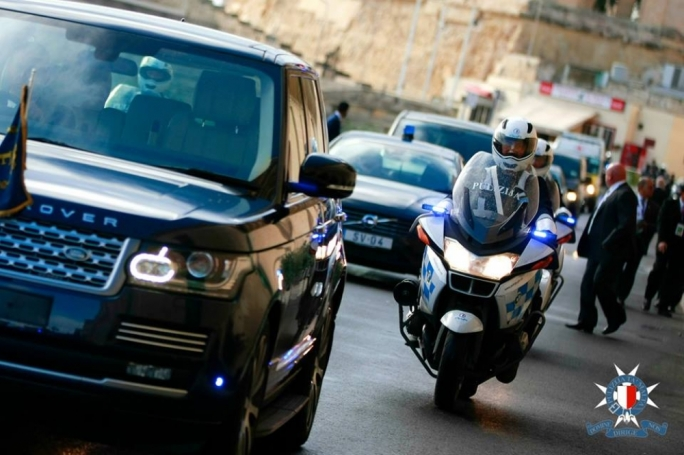 56 senior police officers sue Police Commissioner for unpaid overtime during the CHOGM and the Valletta summit
