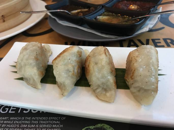 Bacco's Sticks and Sum by Hugo's | Dim Sum worth braving Paceville for