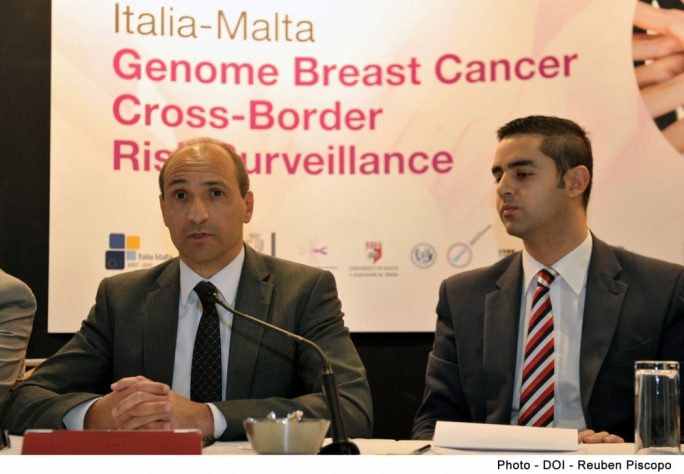 €2.5 million in EU funds to strengthen breast cancer risk surveillance