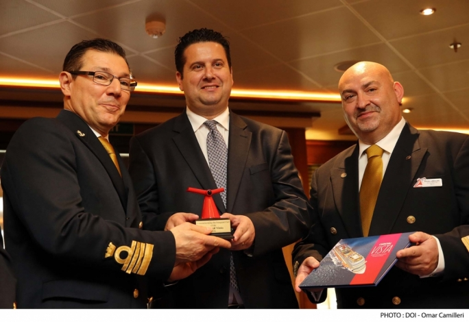 Malta welcomes Carnival Cruise liner brand