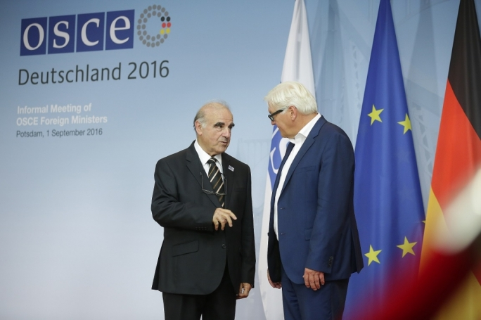 Foreign affairs Minister calls for Mediterranean OSCE representative