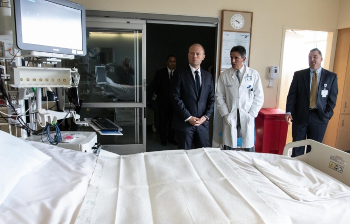 Technology was 'reducing mortality rate', Steward Healthcare boss tells Muscat