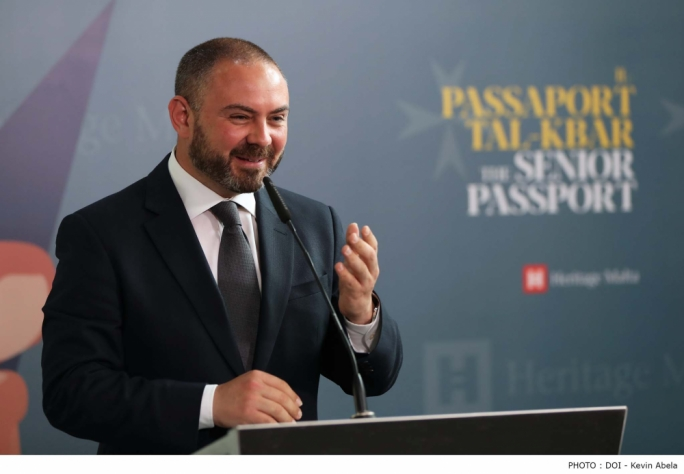 Culture Minister Owen Bonnici