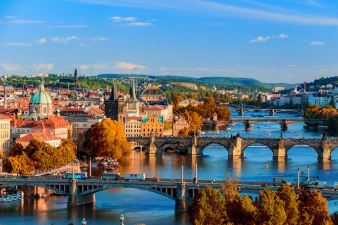 Prague | A modern city with a fairytale backdrop