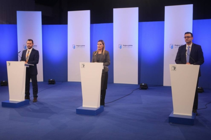 PN candidates call for Carmelo Abela's resignation but avoid questions on Toni Bezzina