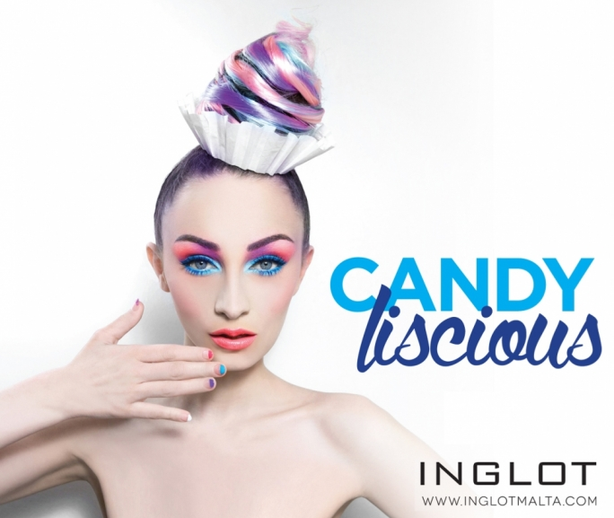 Inglot launches 2014 Spring look