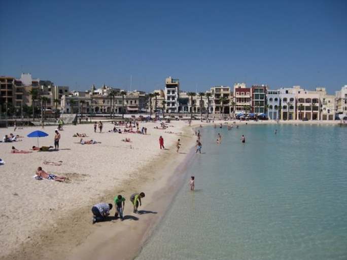 A man has drowned in Birżebbuġa's Pretty Bay (File photo)