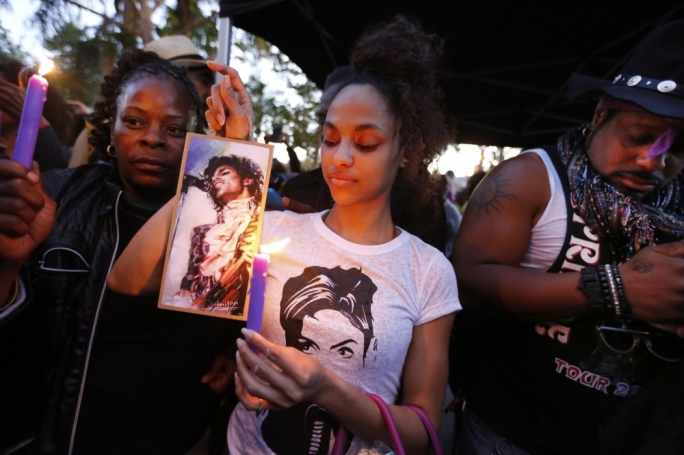 Prince's fans around the world remembered and celebrated his life and career following his sudden death
