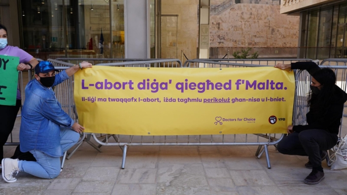 Majority in Malta does not support prison sentence for women who terminate pregnancy