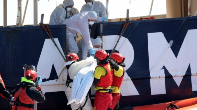 NGO vessel declines Malta's offer to take in 39 migrants, insists all on board be allowed disembarkation