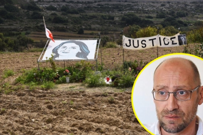 Former FIAU official Jonathan Ferris will today be testifying in the public inquiry into Daphne Caruana Galizia's murder