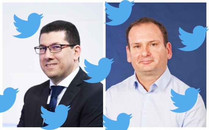 Former PN candidate David Thake referred to Secretary General Clyde Puli as 'corrupt', a 'bigot', and a 'xenophobe' in a drawn-out Twitter feud