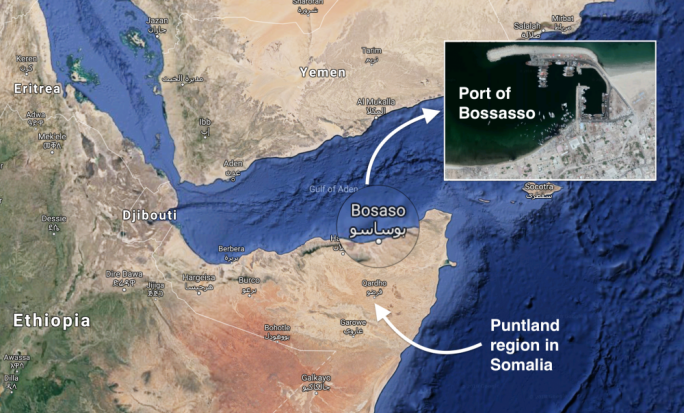 Puntland is a semi-autonomous region in Somalia