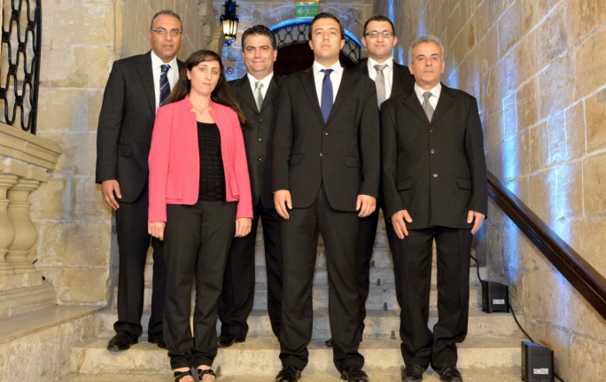 The Qala local council that was elected in 2015