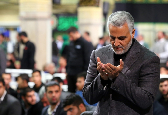 'We did not take action to start a war', Trump says of Soleimani assassination