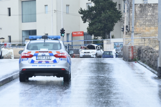 Victor Calleja, 'ic-Chippy' was killed in a car-bomb in Qormi in January