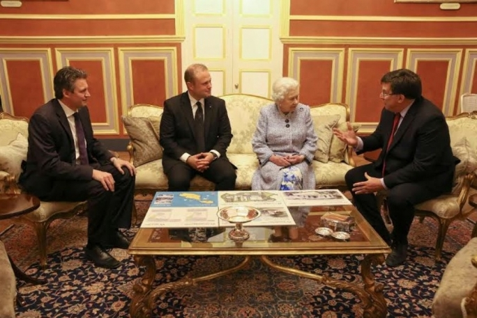 Queen briefed on new medical school in Gozo