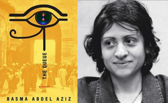 Basma Abdel Aziz, author of The Queue, will appear twice at this year's Malta Book Festival