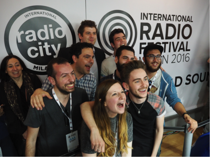 Radio broadcasters flock to Valletta for the annual International Radio Festival