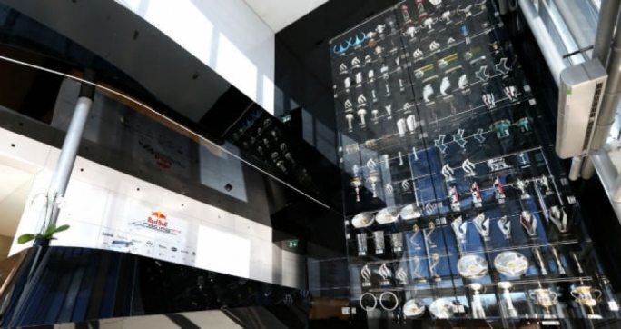 Red Bull's trophy cabinet has swelled in recent years