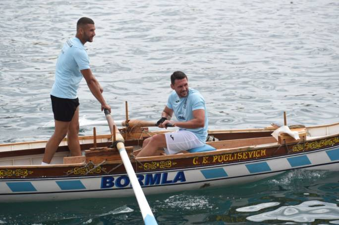 Bormla won their 18th aggregate shield with their supremacy in the Victory Day regatta