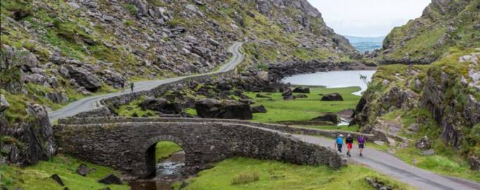 Ring of Kerry | Wild rugged landscapes steeped in history