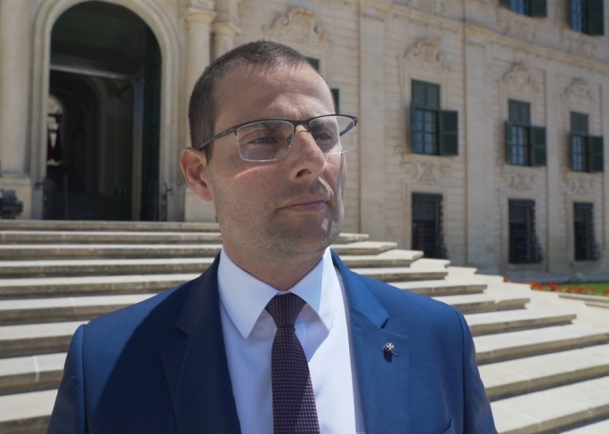 [WATCH] Chris Cardona to resign from PL deputy leader after Prime Minister asks him to leave