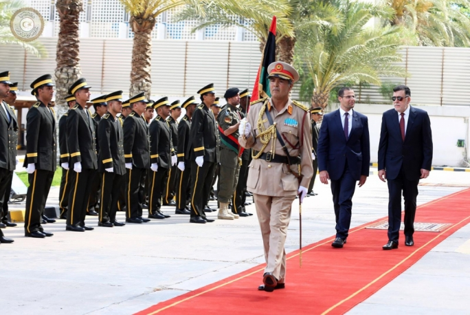 Prime Minister Robert Abela was in Libya for a short visit on Thursday to meet the Libyan leader