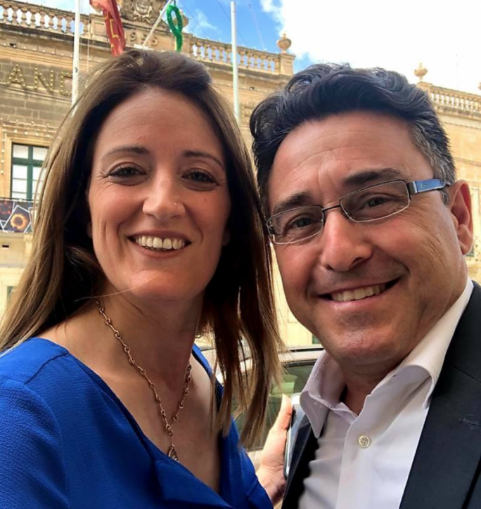 Metsola, Comodini Cachia withdraw from PN leadership race, make way for Bernard Grech