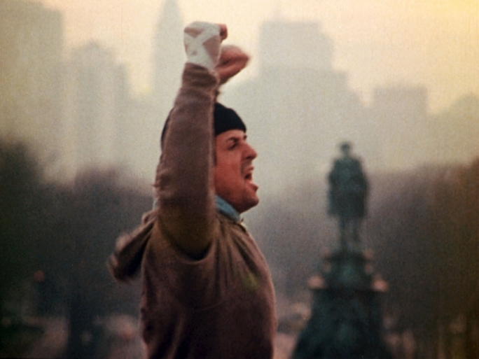 "The reach of ""Rocky"" is international, and the film serves as a slice of Americana"