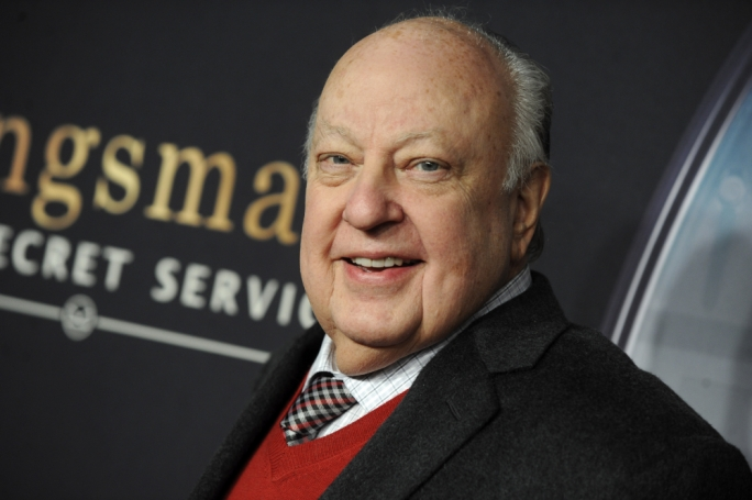 Roger Ailes, former CEO of Fox News
